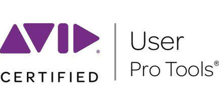 Certified Pro Tools User